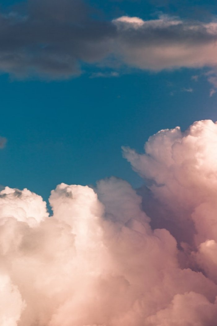 40 Breathtaking Cloud Aesthetic Wallpaper For iPhones (Free Download!)