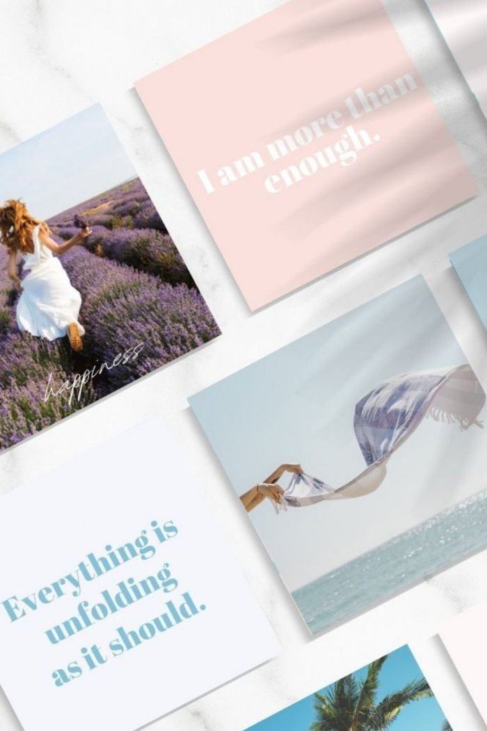 22 Best Affirmation Cards To Speed Up Your Manifestation Right Now